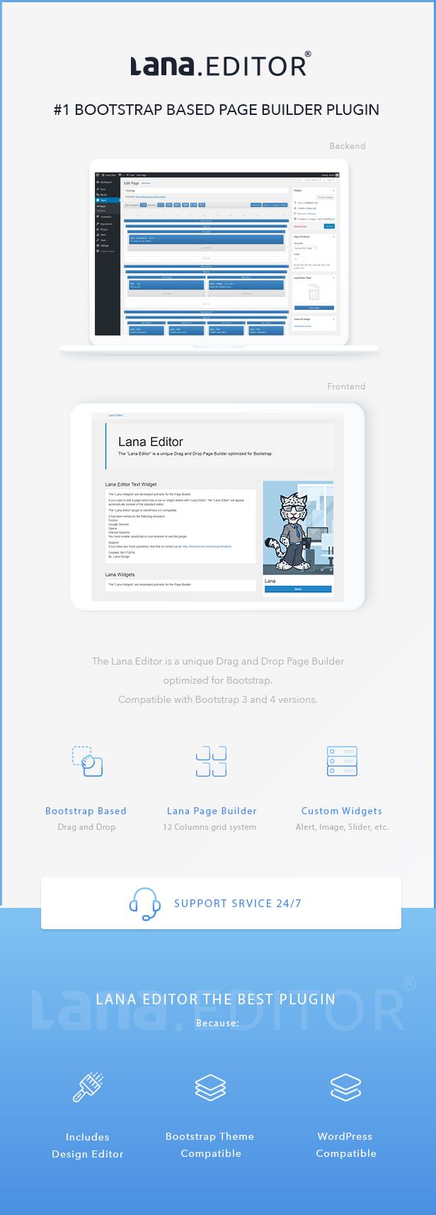 Lana Editor